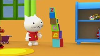 МУСТИ - Шкаф с игрушками - развивающие мультики для самых маленьких