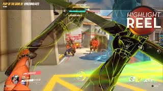 Highlight Reel #220 - When The Best Overwatch Teammate Isn't On Your Team