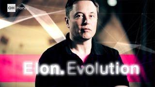 Elon. Evolution by CNN Money ALL ELON MUSK VIDEOS