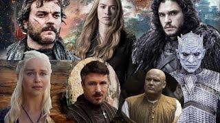 بررسی تریلر فصل ۷ بازی تخت و تاج - Game of Thrones review in Farsi