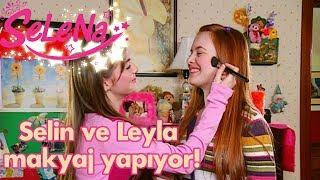 Selin ve Leyla sevgililer günü için hazırlanıyor!