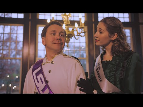 SEC Shorts LSU s not so brave send off to Alabama game.