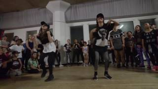 PANDA    Desiigner Dance   @MattSteffanina Choreography #Panda
