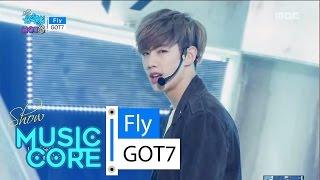 [HOT] GOT7 - Fly, 갓세븐 - 플라이 Show Music core 20160326