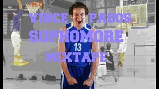 The Official Sophomore Mixtape of Vince Pados!