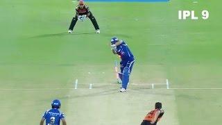 Mumbai Indians vs Sunrisers Hyderabad, IPL 2016: Sunrisers Hyderabad won by 85 runs
