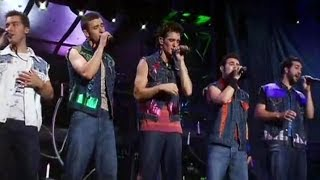 N Sync - This I Promise You (Live at PopOdyssey Tour 2001) [HD]