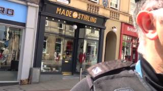 Stirling Scotland police harass Gospel