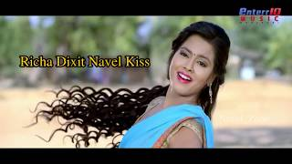Richa Dixit Navel Kiss Complitation