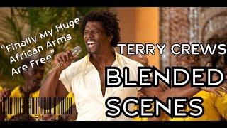 Terry Crews Blended Scenes