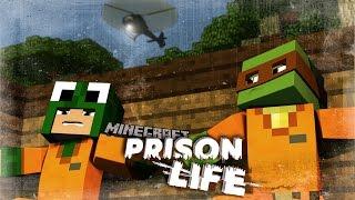 Minecraft Prison Life - GOING ON THE RUN! (SEASON 1 FINALE)