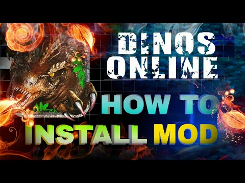 Xxx Mp4 DINOS ONLINE HOW TO INSTALL ANY MOD NO ROOT •Read Desc • 3gp Sex