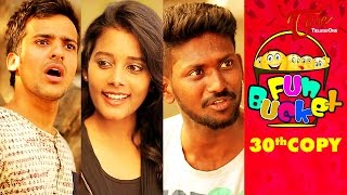 Fun Bucket | 30th Copy | Funny Videos | by Harsha Annavarapu