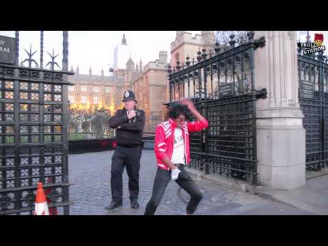 Michael Jackson Prank