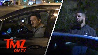 Drake Cussed At By Uber Driver! | TMZ TV