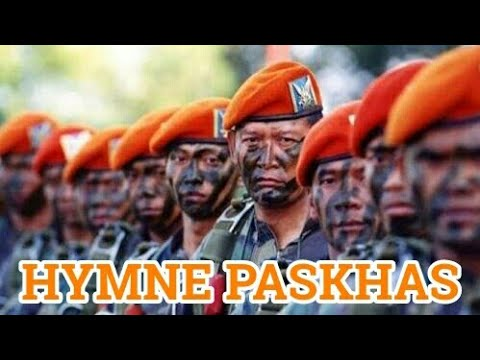 HYMNE PASKHAS DENGAN LIRIK (BIKIN NANGIS) - TNIPOLRI NEWS