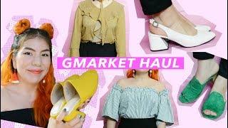 GMARKET Korean Fashion Haul | Items $10 and under!