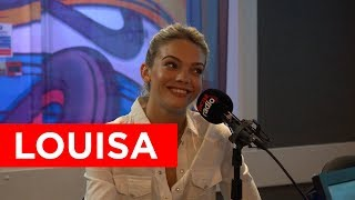Louisa talks Yes, New Album and Working with Ed Sheeran!