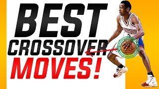 The Ultimate Basketball Crossover Tutorial: Basketball Crossover Moves