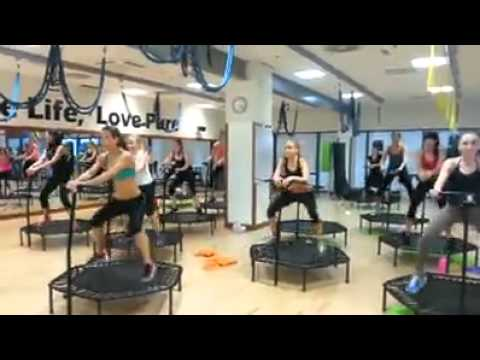 Power Jump Fitness Body