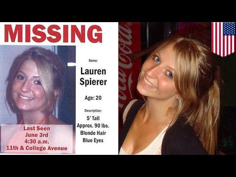 Lauren Spierer: FBI search in Indiana linked to missing college student's disappearance