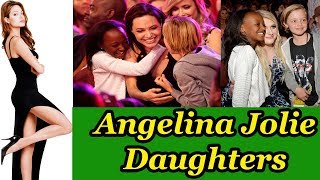 Angelina Jolie Daughters