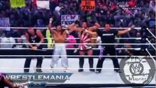 Wrestlemania 23 (Highlights) HD