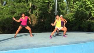 Zumba fitness- Bhangra- Twist remix