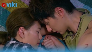 Prince of Wolf - EP1   First Embrace - Derek Chang & Amber An [Eng Sub]