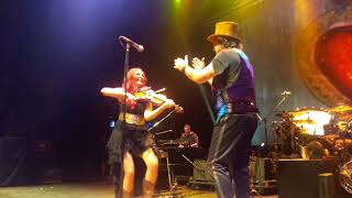 Zucchero en Bs.As. Teatro Coliseo en la gira Black Cat World Tour 2017