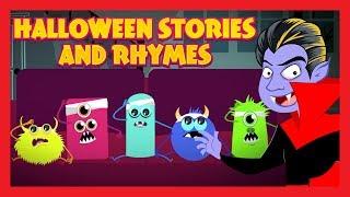 HALLOWEEN MUSIC || HALLOWEEN RHYMES || HALLOWEEN STORIES II HALLOWEEN NIGHT