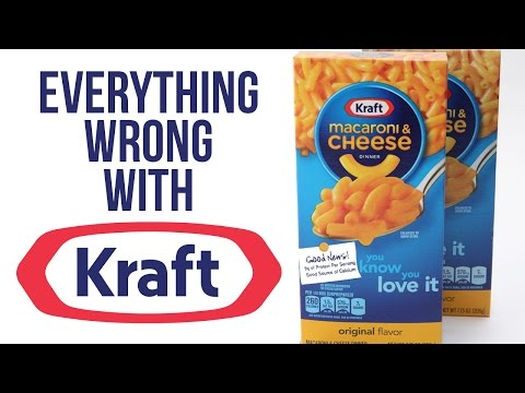Everything Wrong With Kraft