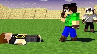 minecraft: MURDER - Encontrei o Sr Pedro e o Adriano Flores !