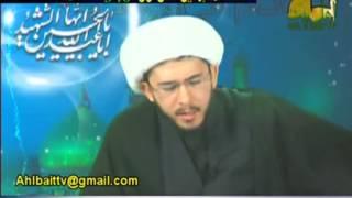 سني سعودي يشايع اهل البيت على يد الشيخ مهم