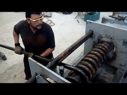Xxx Mp4 Dangerous Skills Large Bending Machines Work Extreme Forging Factory Machine 3gp Sex