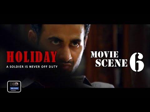 Xxx Mp4 Holiday 2014 Official Movie Scene 6 Akshay Kumar Sonakshi Sinha 3gp Sex