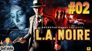 L.A. Noire - Gameplay ITA - Walkthrough #02 - Occhio al cappello