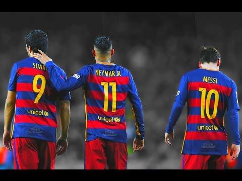 Messi - Suarez - Neymar | MSN ► Skills & Goals  2016 HD