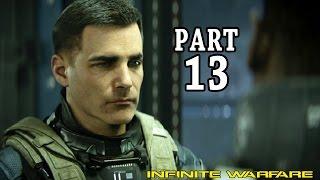Let's Play Call of Duty Infinite Warfare Singleplayer Gameplay German Deutsch #13 - Volle Bedrohung