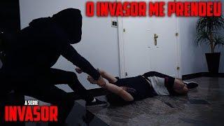 INVASOR PRENDEU REZENDE!! - ( INVASOR A SÉRIE #14 ) [ REZENDE EVIL ]