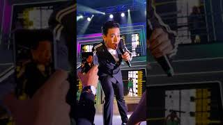 #Pamore 80's medley sung by Martin, Ogie, Regine, Erik @MOA on February 10, 2018