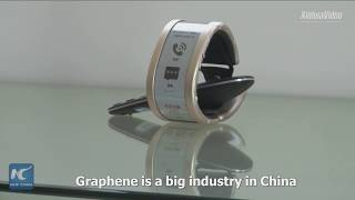 Chinese engineers unveil graphene devices