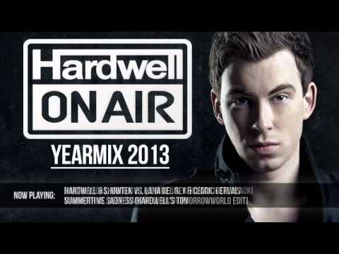 Hardwell On Air Yearmix 2013