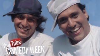 Best Bollywood Comedy Scenes of Govinda,Chunky Pandey - Hindi Movie Aankhen - Comedy Jukebox 18