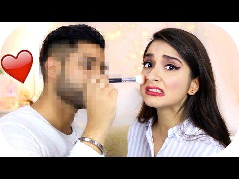 Xxx Mp4 MEIN FREUND Schminkt MICH Boyfriend Does My Makeup CHALLENGE Sanny Kaur 3gp Sex