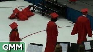 5 Embarassing Graduation Fails