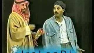طارق العلي وعرس البدو