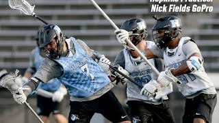 Hopkins Fallball: Nick Field's GoPro