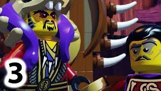 LEGO: Dimensions - Level 3 - Ninjago - Element of Surprise (Gameplay Walkthrough)