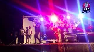 Dancehall Artiste, IBRAH SHAMAR PERFORMS AT THE TESHIE HOMOWO CARNIVAL